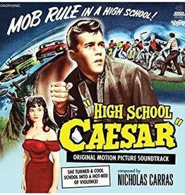 Nicholas Carras - High School Caesar OST LP+DVD