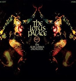 The Alan Lorber Orchestra - The Lotus Palace LP