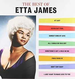 Etta James - Best Of LP