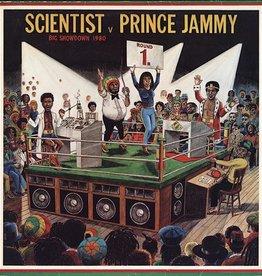 Scientist / King Jammy - Big Showdown LP