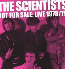 Scientists - Not For Sale: Live '78/'79 2LP