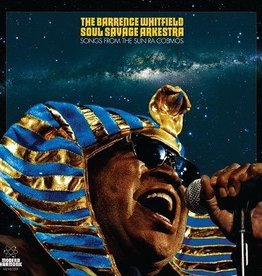 The Barrence Whitfield Soul Savage Orchestra - Songs From The Sun Ra Cosmos LP