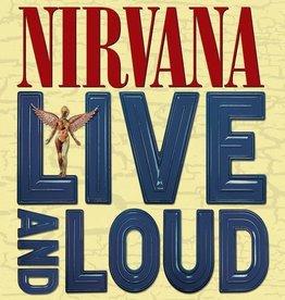 Nirvana - Live & Loud 2LP