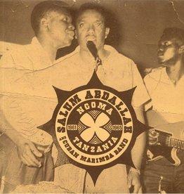 Salum Abdallah & Cuban Marimba Band - Ngoma Tanzania LP