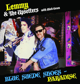 Lemmy & The Upsetters With Mick Green - Blue Suede Shoes / Paradise 12""