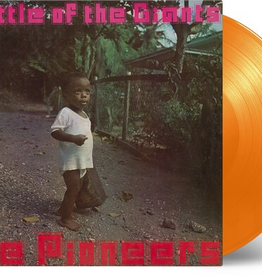 The Pioneers - Battle Of The Giants LP