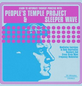 People's Temple Project / Sleeper Wave - Split LP