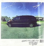 Kendrick Lamar - Good Kid M.A.A.D. City 2LP