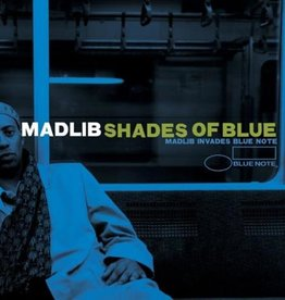 Madlib - Shades Of Blue 2LP