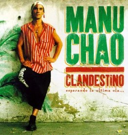 Manu Chao - Clandestino 2LP+CD