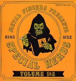 "MF Doom - Special Herbs Vol. 1 & 2 2LP+7"""