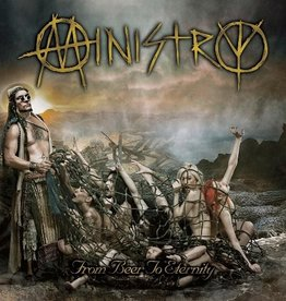 Ministry - From Beer To Eternity LP