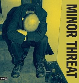 """Minor Threat - First Two 7's 12"""""""