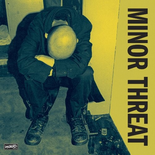 Minor Threat - First Two 7's 12""