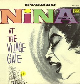 Nina Simone - At The Village Gate LP