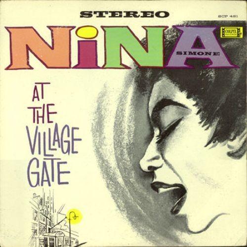 Nina Simone - At The Village Gate LP