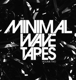 Various - Minimal Wave Tapes Vol. 2 2LP