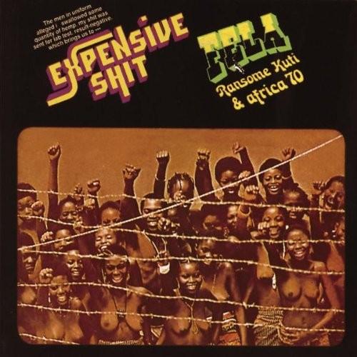 Fela Ransome Kuti & Africa 70 - Expensive Shit LP