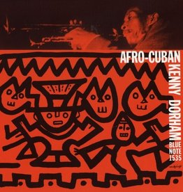 Kenny Dorham - Afro-Cuban LP