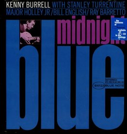 Kenny Burrell - Midnight Blue LP