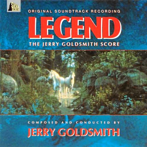 Jerry Goldsmith - Legend OST 2LP