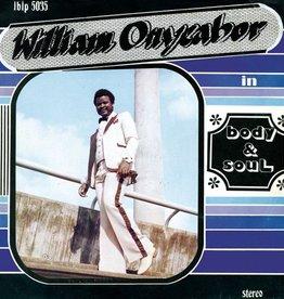 William Onyeabor - Body & Soul LP