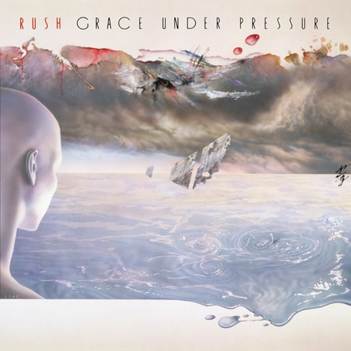Rush - Grace Under Pressure LP