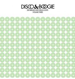 Disco & Boogie - 200 Breaks & Drum Loops Vol. 3 LP