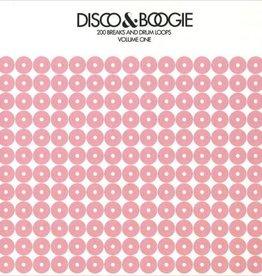 Disco & Boogie - 200 Breaks & Drum Loops Vol. 1 LP
