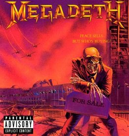 Megadeth - Peace Sells… But Who's Buying? LP
