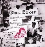 Chet Baker - Sings & Plays With Bud Shank, Russ Freeman & Strings LP