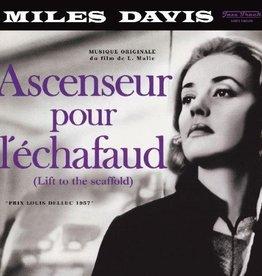 Miles Davis - Ascenseur OST LP