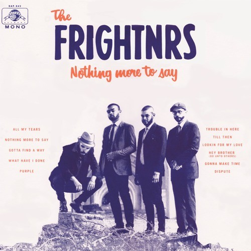 The Frightnrs - Nothing More To Say LP