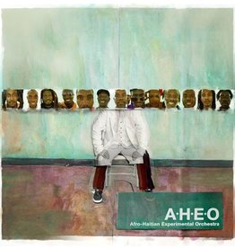 Afro-Haitian Experimental Orchestra - S/T LP