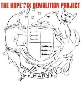 PJ Harvey - The Hope Six Demolition Project LP