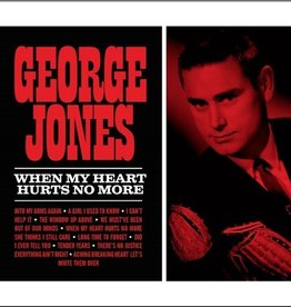 George Jones - When My Heart Hurts No More LP
