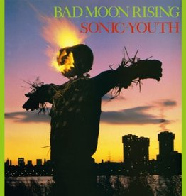 Sonic Youth - Bad Moon Rising LP