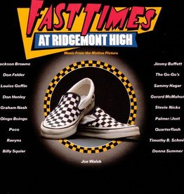 Various - Fast Times At Ridgemont High 2LP