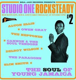 Various - Studio One Rocksteady Vol. 2 2LP