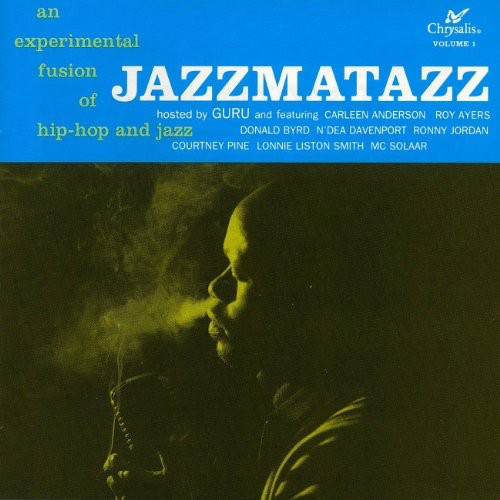 Guru - Jazzmatazz Vol. 1 LP