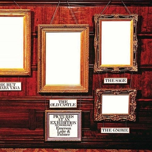 Emerson, Lake & Palmer - Pictures At An Exhibition LP
