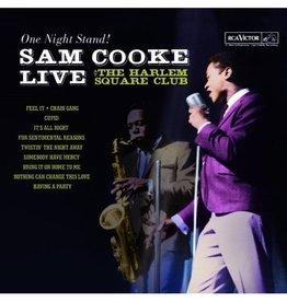 Sam Cooke - Live At Harlem Square Club LP