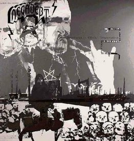 "Megadebt - Misadventures In Global Desecration 12"""