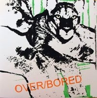 Various - OVER/BORED LP