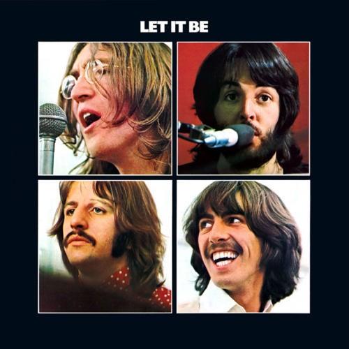 Beatles - Let It Be LP