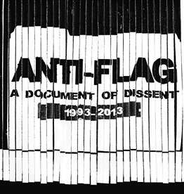Anti-Flag - A Document Of Dissent 2LP