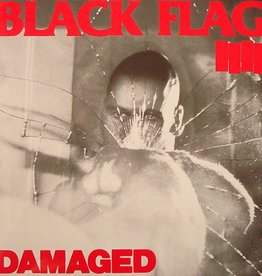 Black Flag - Damaged LP