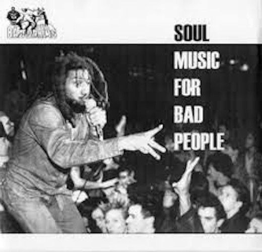 Bad Brains - Soul Music For Bad People 7""