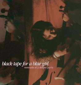 Black Tape For A Blue Girl - Remnants Of A Deeper Purity 2LP+CD
