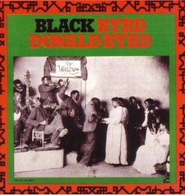 Donald Byrd - Black Byrd LP